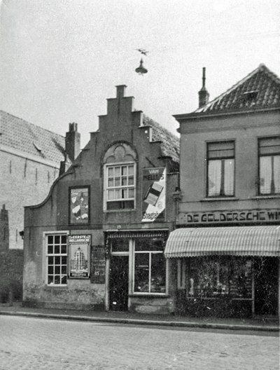 1934 - Breda. Boschstraat 168.