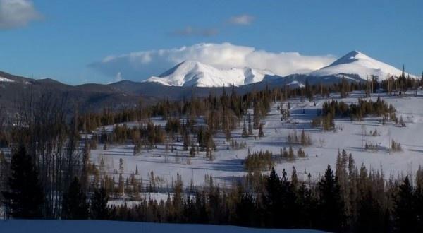Time lapse sur les montagnes du Colorado - Rocheuses | Video here : http://utopiie.com/blog/time-lapse-montagnes-colorado-rocheuses-37105/