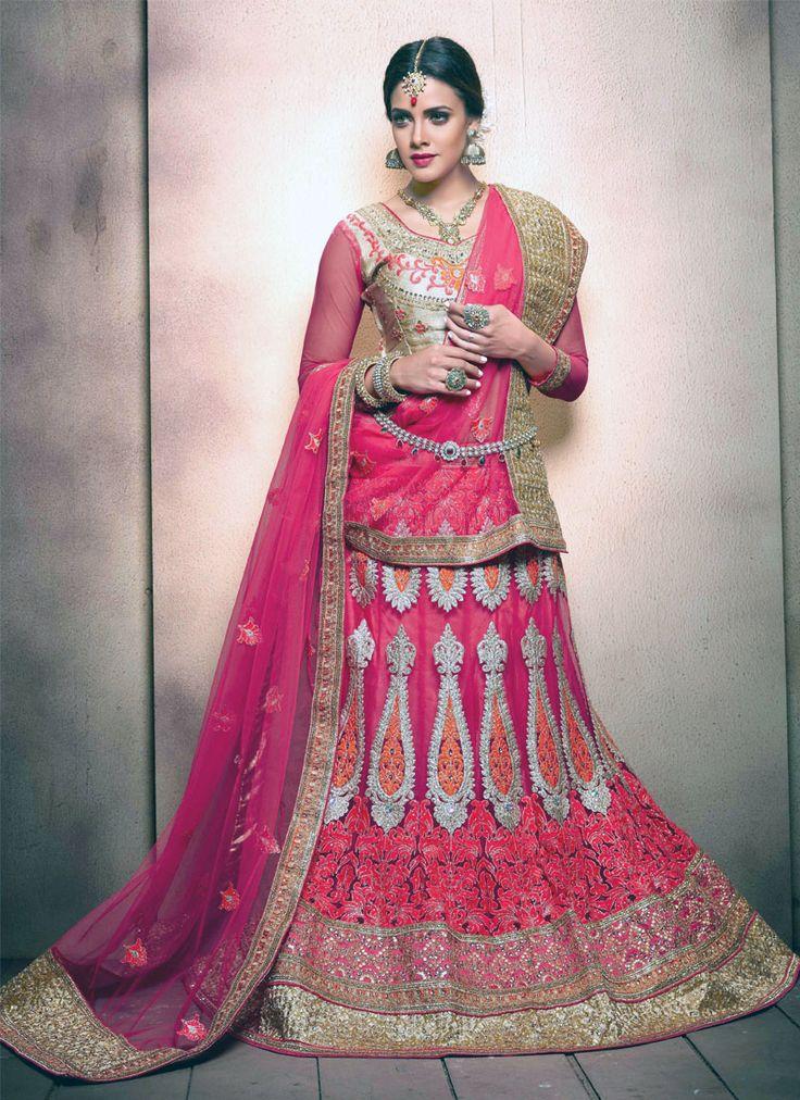 9 best Lehenga Style images on Pinterest | Falda india lehenga ...