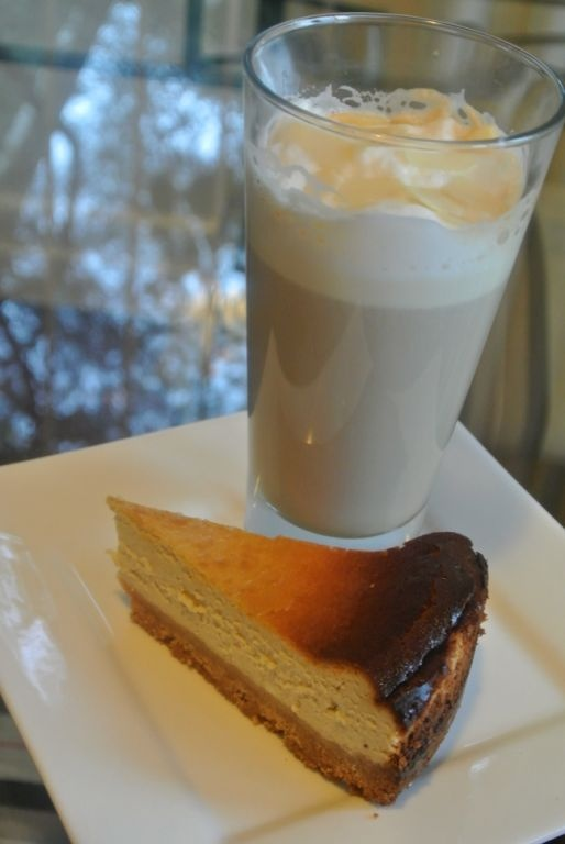 Our home Chef Blogger creates a coffee dessert with the Nespresso U Capsule Machine.