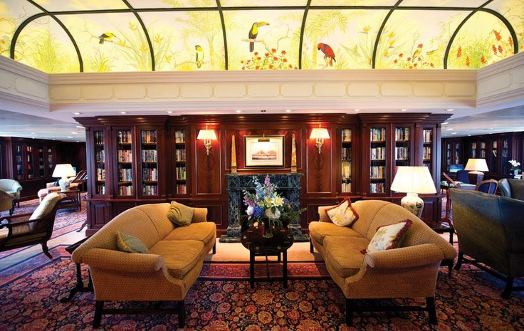 Adonia - The Library #Cruise