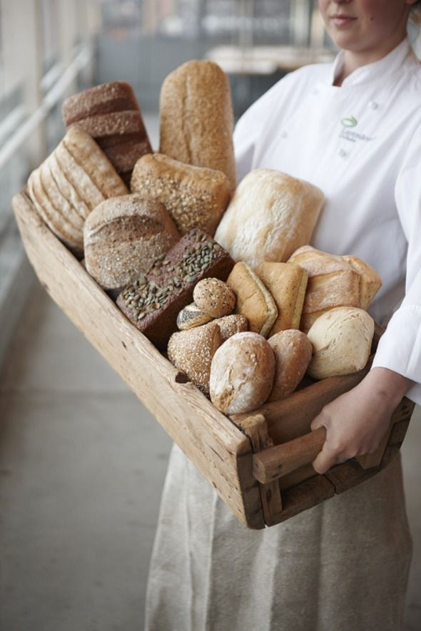 "Bread, Breads, Bread! Pass the bread basket please! Lets fill the cottage up with lots of yummy bread! We ""knead""lots of bread makers! I can smell the breads baking in the cottage oven! So all we bakers let's ""rise"" to the occasion!"