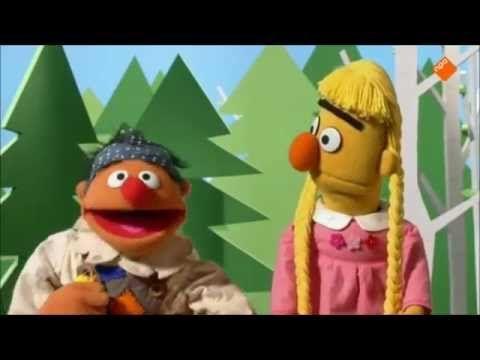 Bert en Ernie vrouw holle - YouTube