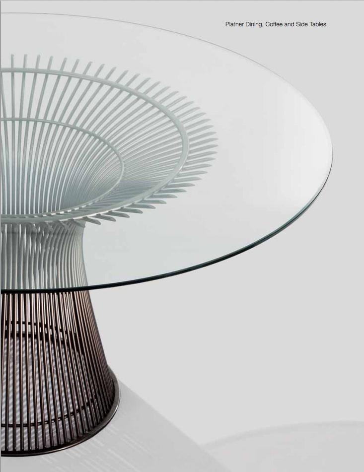 17 best images about tafels tables on pinterest design pierre jeanneret and tables - Tafels knoll ...