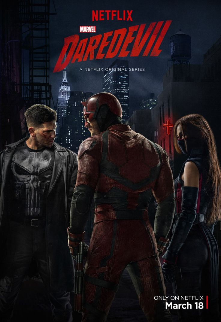 Marvel's Daredevil (Season 2) [2016]