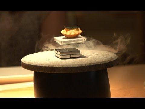 Spotlight: The Incredible Levitating Plate