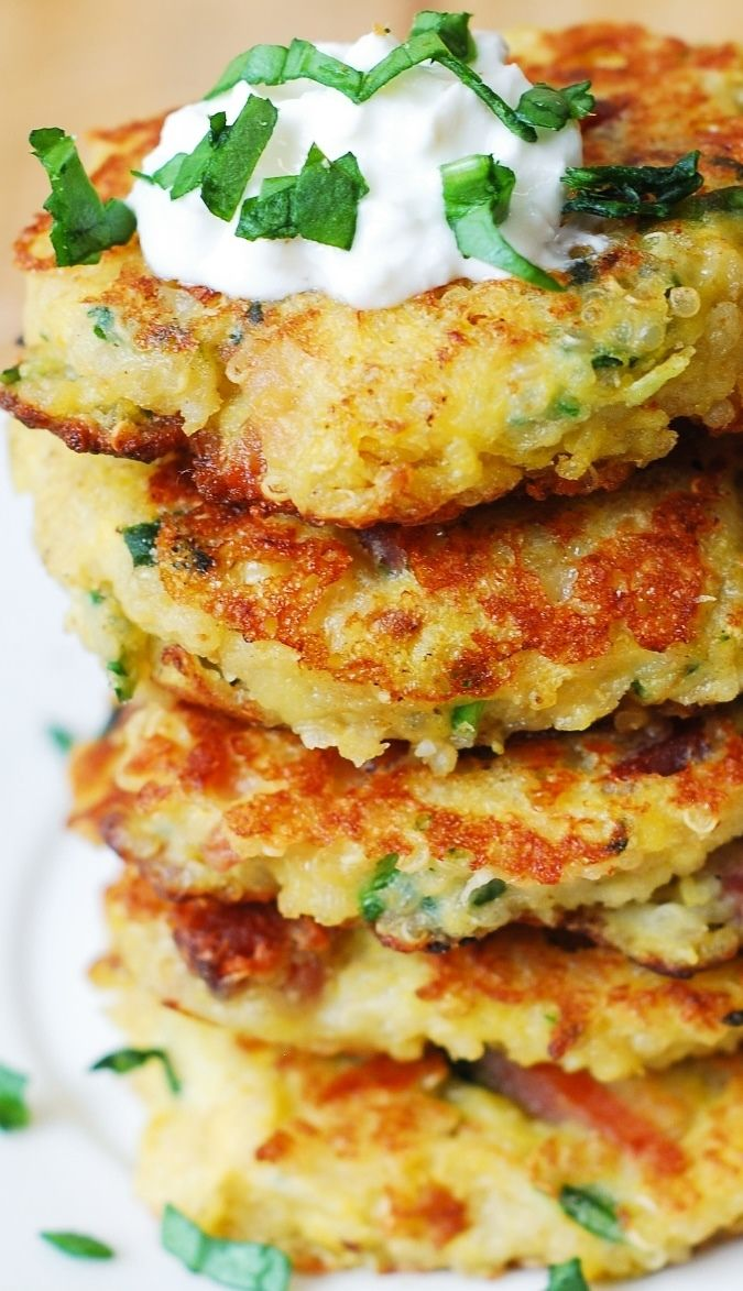 Fritters, Spaghetti squash and Squashes on Pinterest