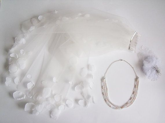 custom made veil