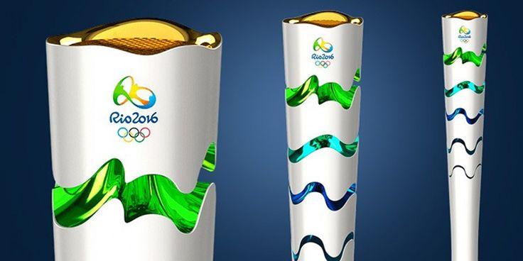 Revezamento da tocha olímpica em Friburgo pode custar mais de R$ 50 mil