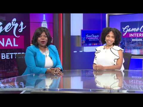 Shemeka Brathwaite TV Interview on Game Changers International