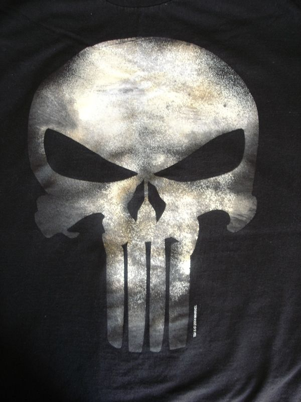 THE PUNISHER Logo - See best of PHOTOS of the Marvel Superhero