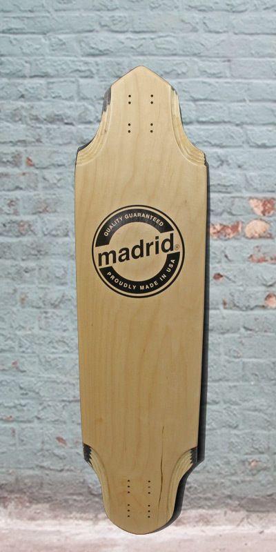 Longboards USA - 2015 Madrid Trapstar Downhill Longboard - Maple 37 inch - Deck, $105.00 (http://longboardsusa.com/longboards/freeride-longboards/2015-madrid-trapstar-downhill-longboard-maple-37-inch-deck/)