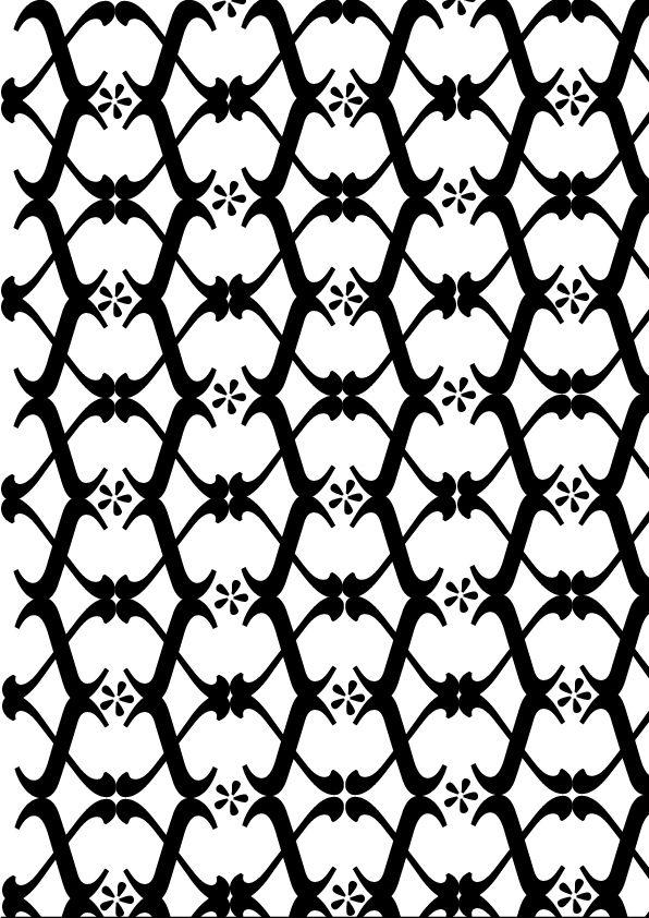"""Sabon LT std, Jan Tschichold, 1967. pattern 1 bn: """"Geometrico"""". Ho utilizzato la lettere X italic, riconoscibile dalla forma sinuosa e leggermente inclinata. la lettera x è alternata all'asterisco *  che rende la composizione armoniosa e delicata, proprio come il carattere stesso."""