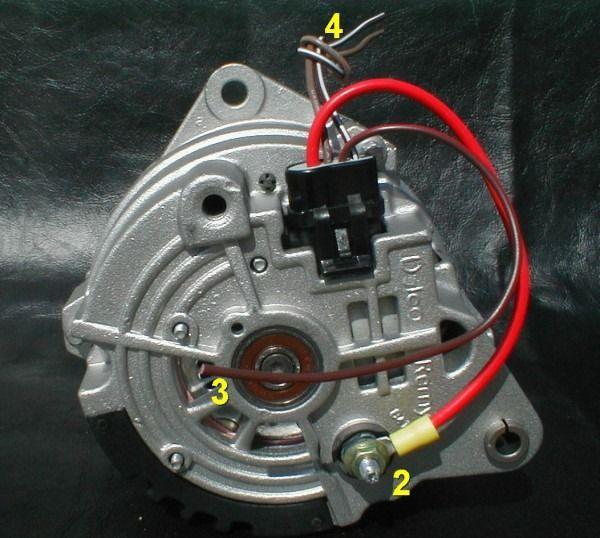 Alternator Plug Replacement Alternator Automotive Repair Car Alternator
