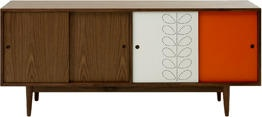 Orla Kiely Rowan Sideboard Orange