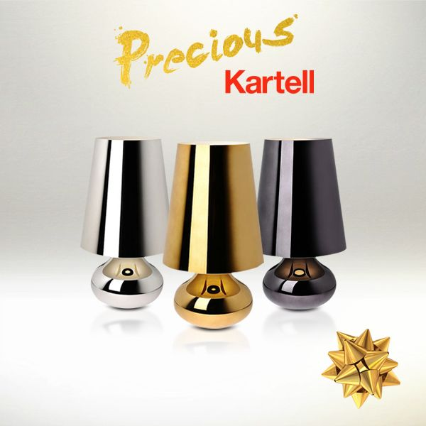 Precious friends deserve precious gifts. Have a look at our selection: http://www.kartell.com/special/preciousxmas?TP=73325&utm_source=preciousxm&utm_medium=Gift&utm_campaign=Project