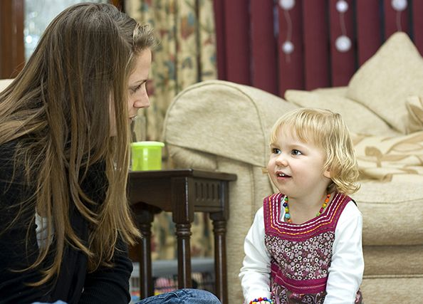 Does your child ignore you? This expert article teaches parents positive ways to interact with children and how to talk so your kids will listen.