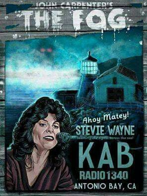 The Fog - The original one with Adrienne Barbau was the better of the two