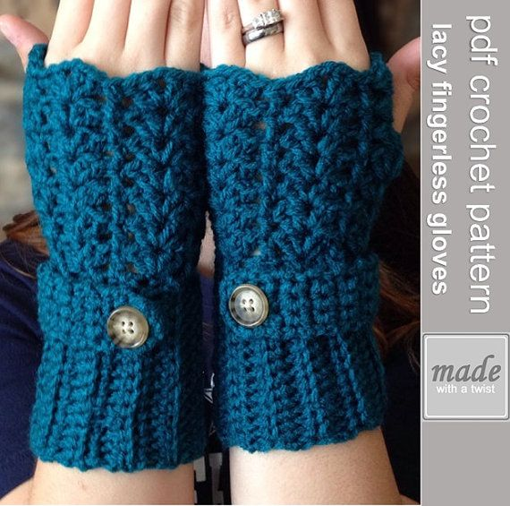 1255 Best Fingerless Gloves Images On Pinterest Fingerless Gloves