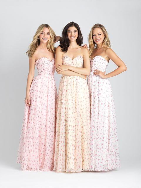 Allure Bridesmaids available at Premiere Couture.  #PremiereCoutureVIP