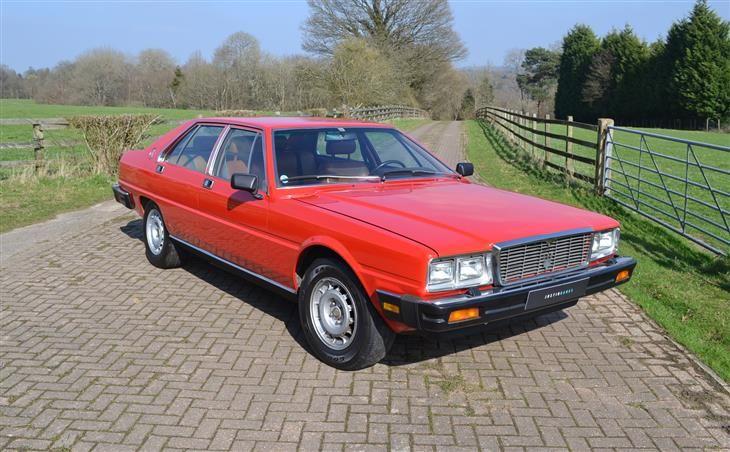 Classic 1980 Maserati Quattroporte LHD for sale - Classic & Sports Car (Ref Kent)
