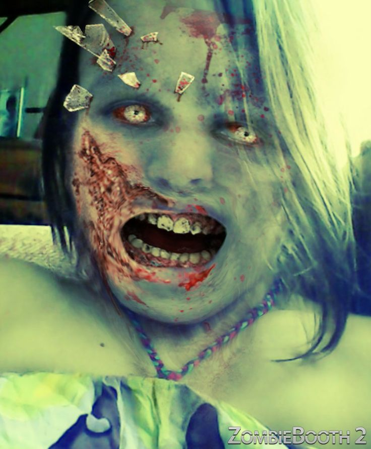 Zombie photo editor is the best that is me