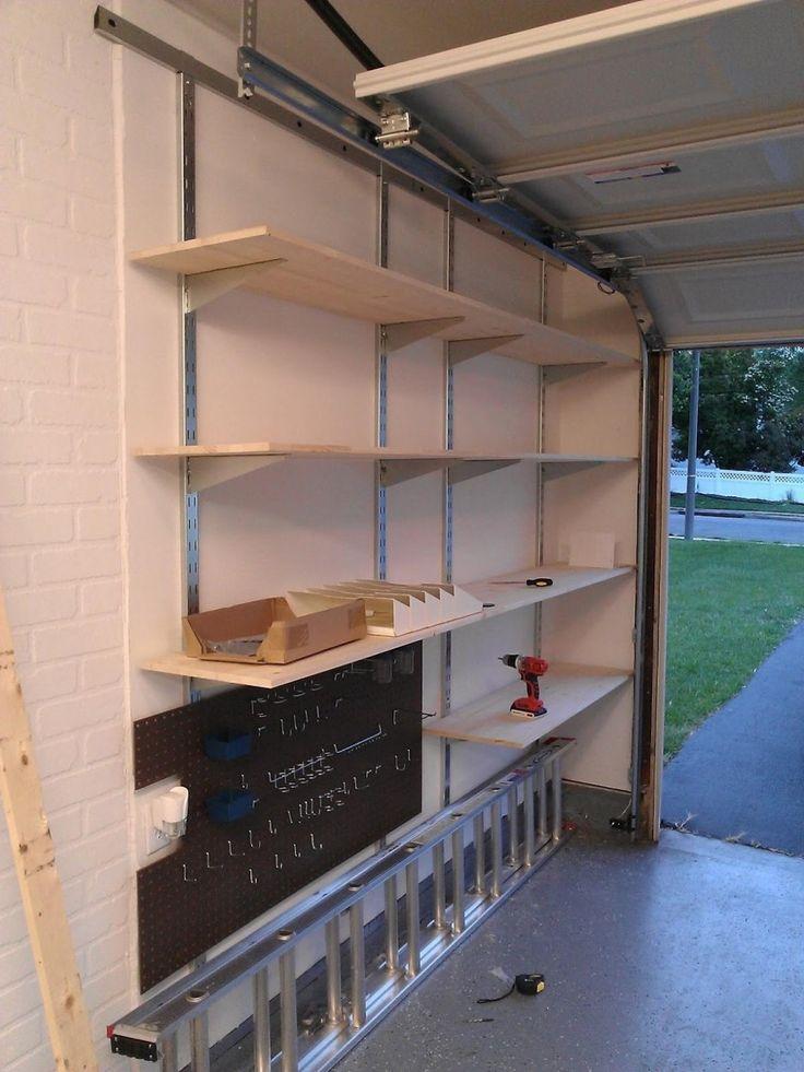 Estanterias garaje estanteras metlicas resistente de para garaje de unbspkg por estante - Estanterias para garaje ...