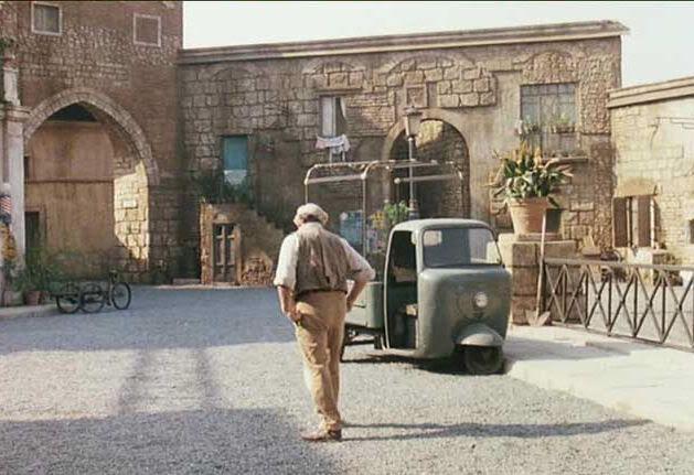 Lambretta Lambro 175 in 'Momo' Movie - 1986