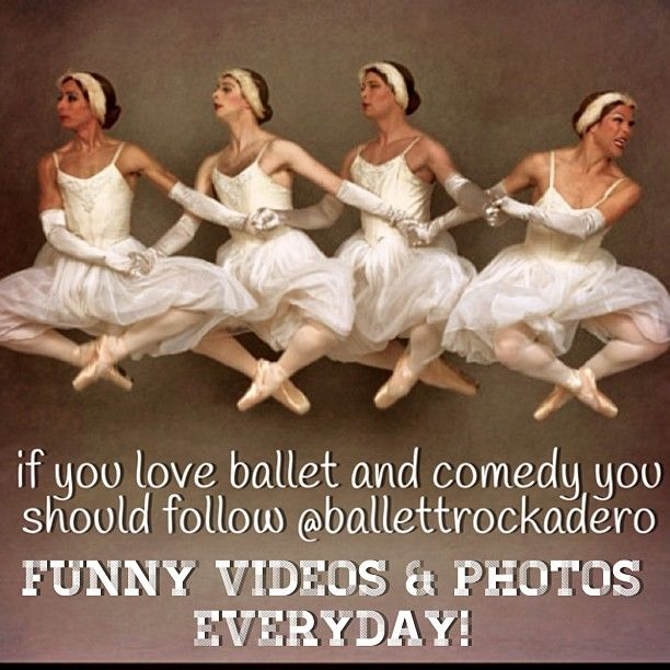 Follow @ballettrockadero @ballettrockadero @ballettrockadero@ballettrockadero 👏it's an amazing account!!! Funny pics and videos everyday!!! #ballet#ballerina#funny#dancer#dragqueen#gay#men#pointe#pointeshoes#classicalballet#follow#like#comment#art#passion#dance#dancer