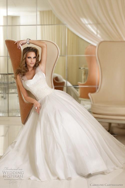 37 besten Wedding Dress Bilder auf Pinterest   Hochzeitskleid ...