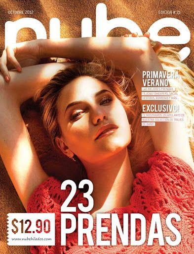Nube Nº 021 - Melina Tejidos - Álbuns da web do Picasa