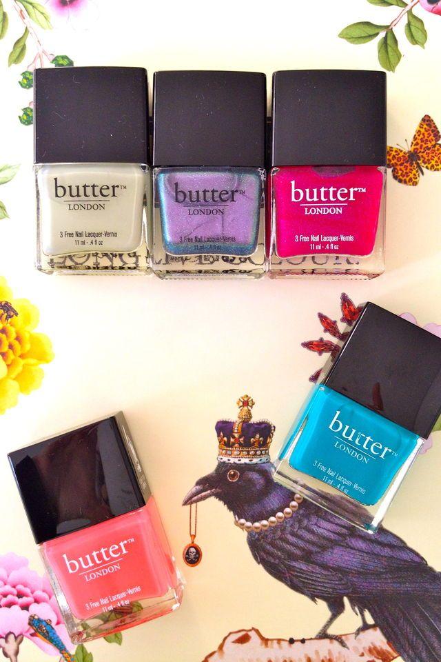 Butter ~ London