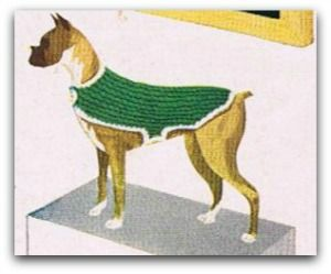 Knitting Patterns For Boxer Dogs : Knitted Dog Sweater Pattern Crafty Sewing Creations Pinterest Read more...