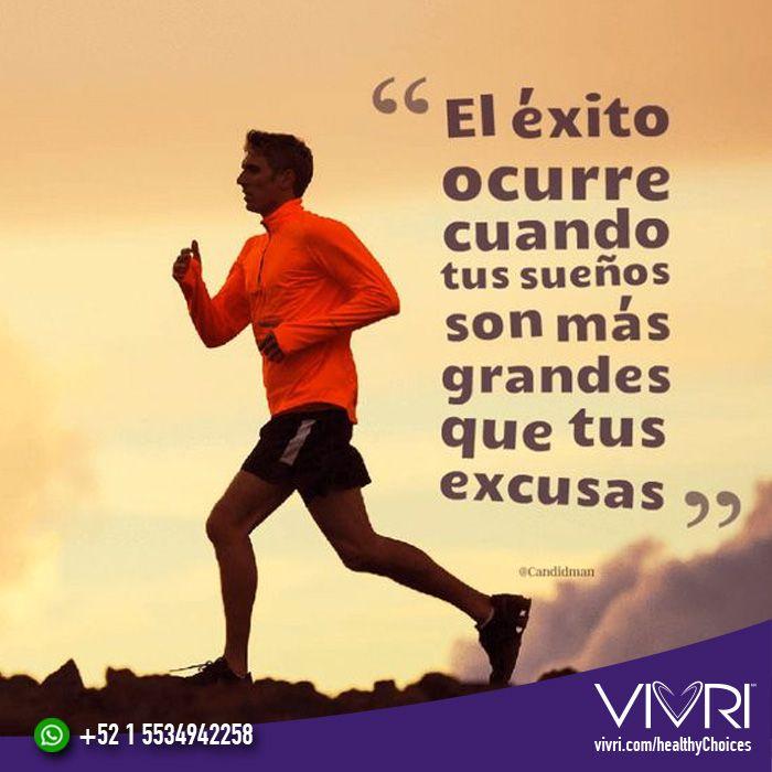 ¡Logra Tu Mejor Versión!: vivri.com/healthyChoices #SoyVivri #Motivacion #Success #Goals #win #winner #health #motivation #healthyChoices