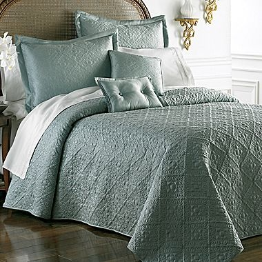 Solid Medallion Bedspread Jcpenney Home Decor Bedroom