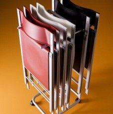 ... Sedie Pieghevoli su Pinterest  Sedie pieghevoli di metallo e Progetto