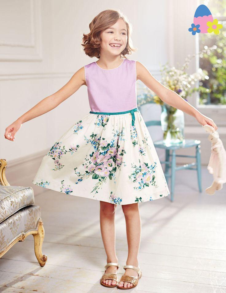 Mini Boden Vintage prom Dress. #SS15 #Easter