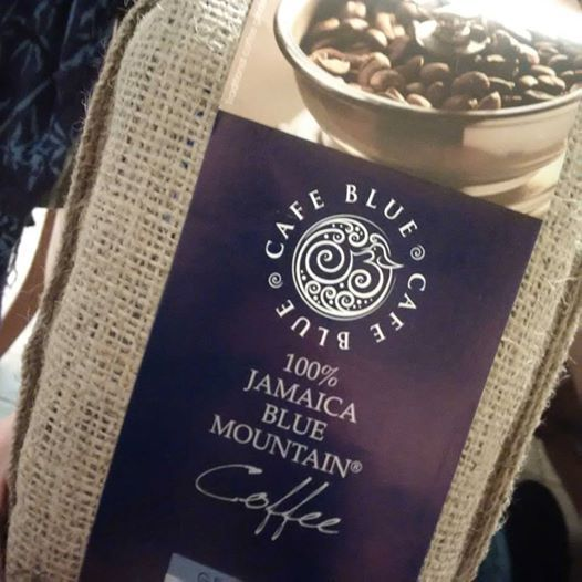 Brownifer Bites: Cafe Blue Jamaica Blue Mountain Coffee