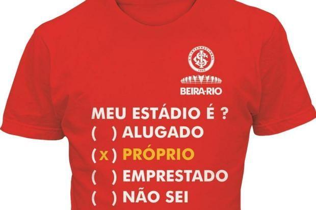 Pra que uma camisa oficial lembrando do Grêmio, Inter? | Blog do Bola