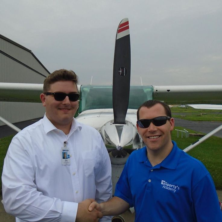 Erik Trogdon earned his initial Flight Instructor certificate with an airplane single-engine rating on July 5 2017. To obtain his Flight Instructor certificate Erik passed an oral and a flight exam with a Federal Aviation Administration Inspector. With the CFI-Airplane Single-Engine Erik may train students toward Sport Recreational Private and Commercial pilot certificates. Erik is a graduate of the Aviation Technology: Professional Pilot Program at the University of Cincinnati Clermont…