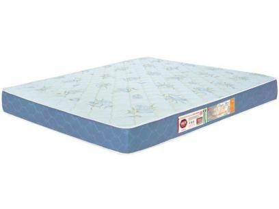 Colchão Casal Castor Espuma D-45 25cm de Altura - Sleep Max com as melhores condições você encontra no Magazine Lucimarmagzine. Confira!