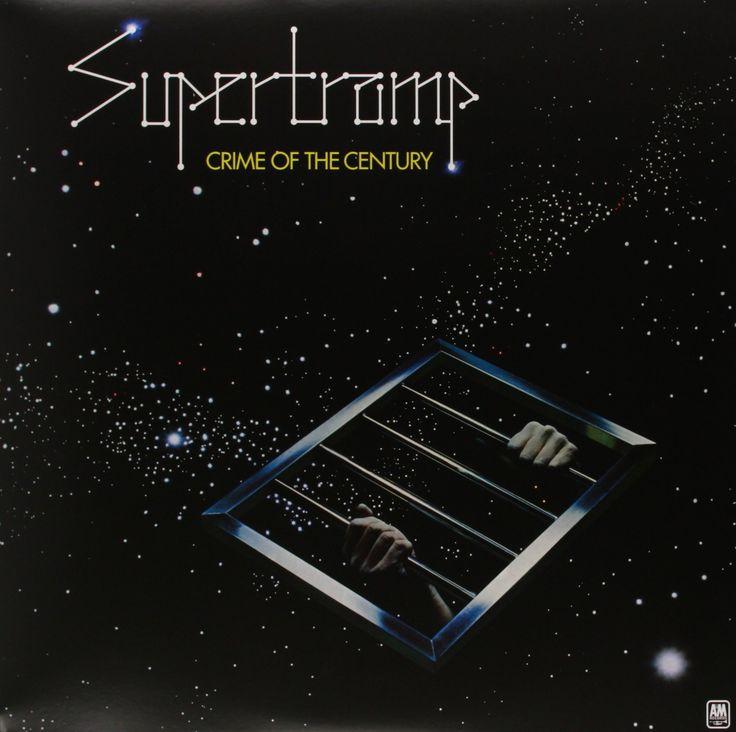 Supertramp, Crime of the Century, 1974.