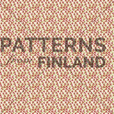 Kukonaskel by Kahandi Design   #patternsfromfinland #kahandidesign #pattern #surfacedesign #finnishdesign