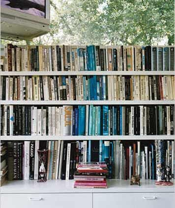i can never have enough books