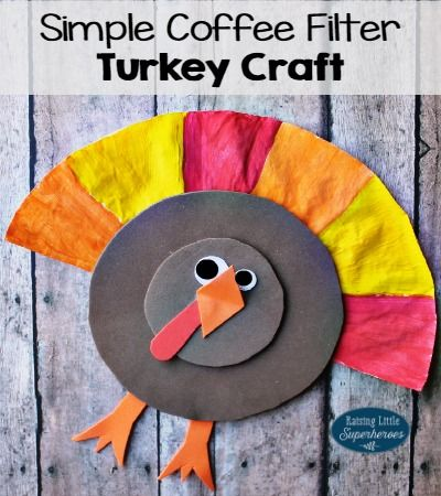 crafts with coffee filters 17 best images about thanksgiving on 4155