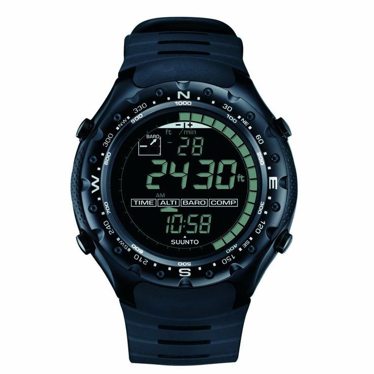 Suunto X-Lander Wrist-Top Computer Watch with Altimeter, Barometer & Compass