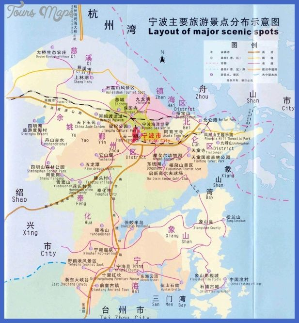 awesome Changchun Map Tourist Attractions