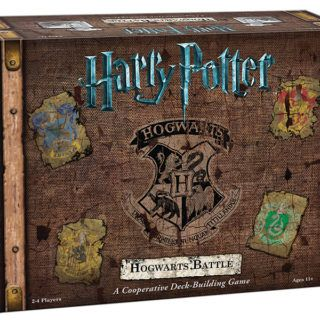 "Hogwarts Battle Game  -   USAopoly is releasing a new ""Harry Potter"" board game, ""Harry Potter: Hogwarts Battle"", available for pre-order now!  It has been so long that older games are considered valuable collector's items. However, with the releases of Harry Potter and the Cursed Child and Fantastic Beasts and Where to Find Them, new Harry Potter merchandise has been popping up everywhere."
