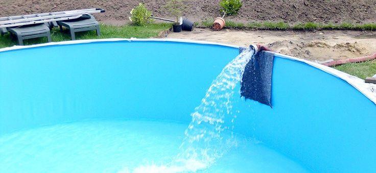 Die besten 25 pool komplettset ideen auf pinterest for Pool aufstellbar
