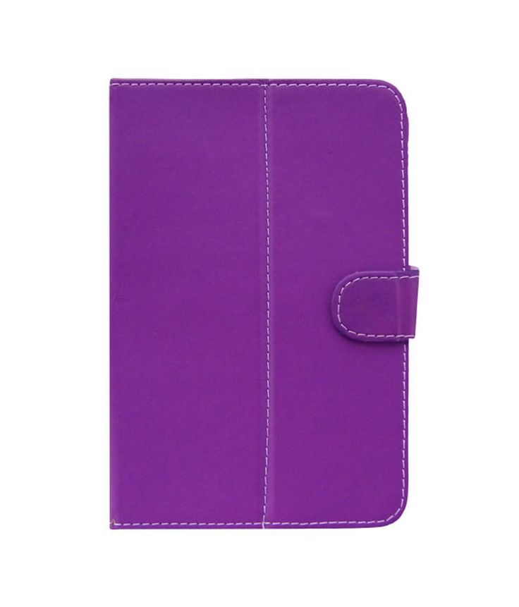Acm Leather Flip Flap Tablet Case 7Inch Cover For Samsung Tab 4 T231 Tab Purple, http://www.snapdeal.com/product/acm-leather-flip-flap-tablet/1888747681